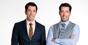 Johnathen and Drew Scott